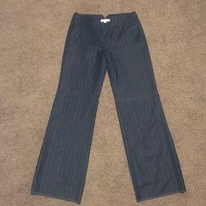 Long wide legged pants